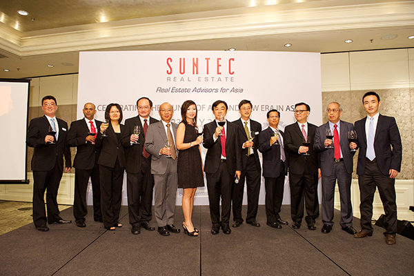 SUNTEC REAL ESTATE