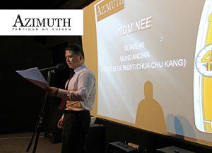 AZIMUTH WATCH COMPANY